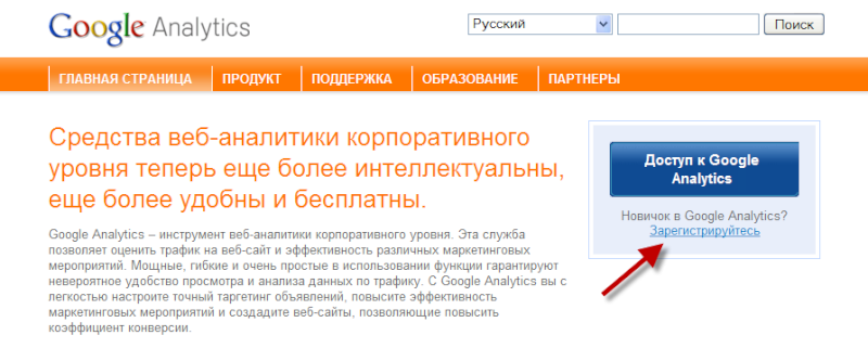 Интеграция Google Analytics на форумах Forum2x2 Inscri11