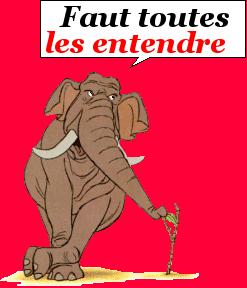 l'élephant et le chameau Alapha10
