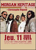 Concerts et festivals  Morgan10