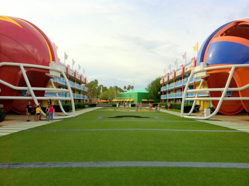 Les motels sportifs du Disney's All-Star Sports Resort (Floride) 69266410
