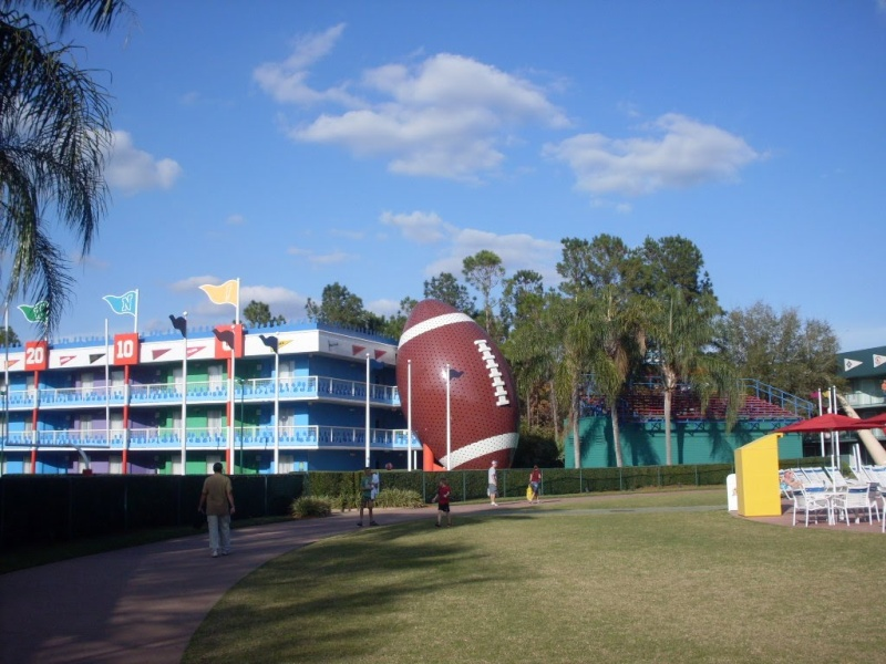 Les motels sportifs du Disney's All-Star Sports Resort (Floride) 78669110