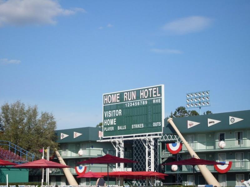Les motels sportifs du Disney's All-Star Sports Resort (Floride) 78669111