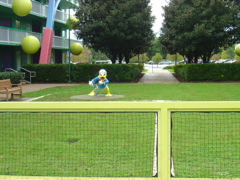 Les motels sportifs du Disney's All-Star Sports Resort (Floride) 85674910