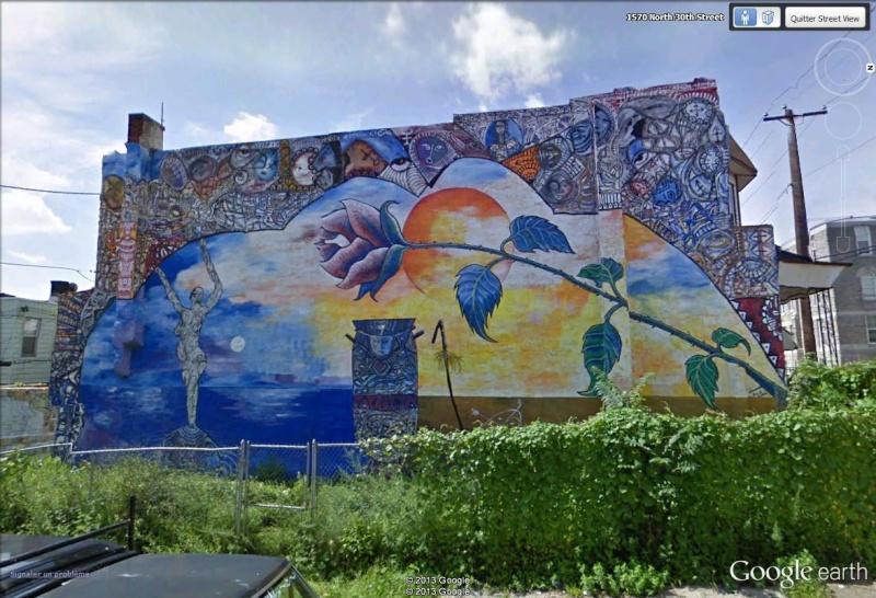 STREETVIEW : les fresques murales de Philadelphie  - Page 13 A_flow10