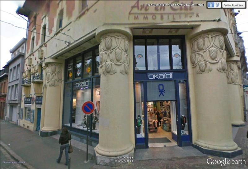 STREET VIEW : les façades de magasins (France) - Page 6 Ancien11