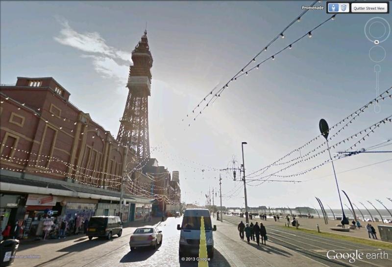 Blackpool Tower - Angleterre Blackp11