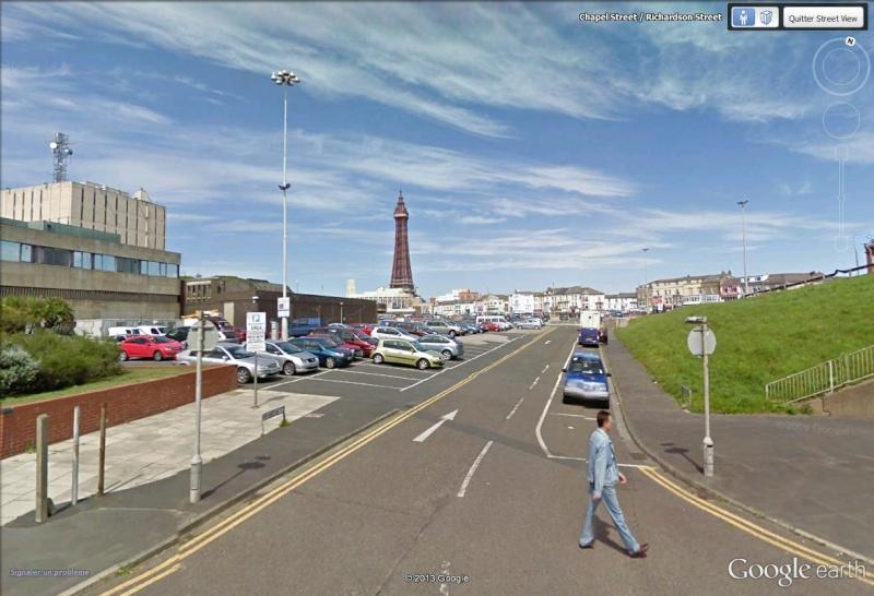 Blackpool Tower - Angleterre Blackp12