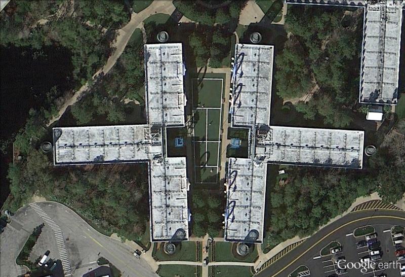 Les motels sportifs du Disney's All-Star Sports Resort (Floride) Center10