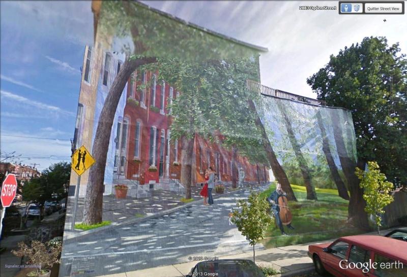 STREETVIEW : les fresques murales de Philadelphie  - Page 13 Fairmo10