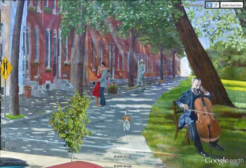 STREETVIEW : les fresques murales de Philadelphie  - Page 13 Fairmo11