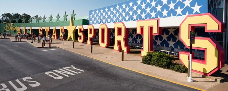 Les motels sportifs du Disney's All-Star Sports Resort (Floride) Hero10
