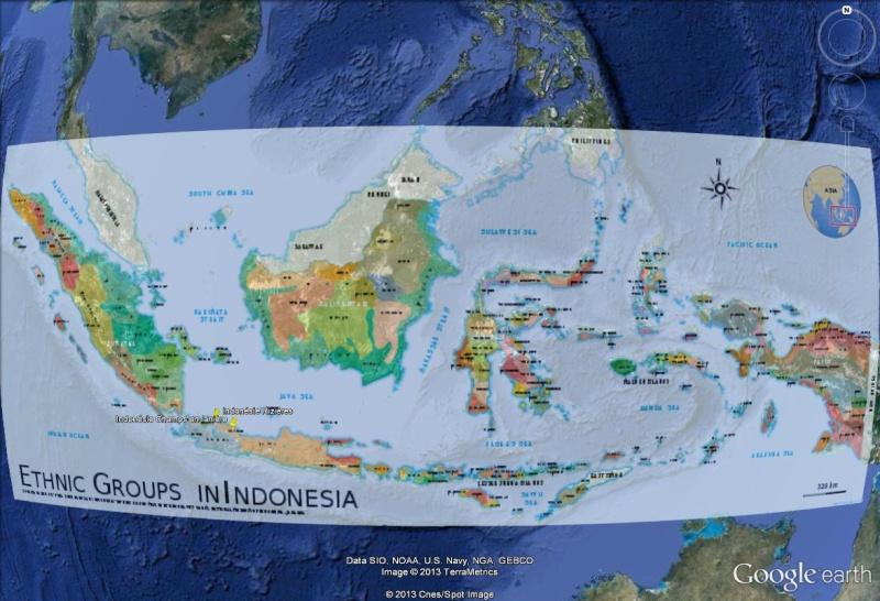 [Indonésie] - Un pays, 700 langues ! Indona10