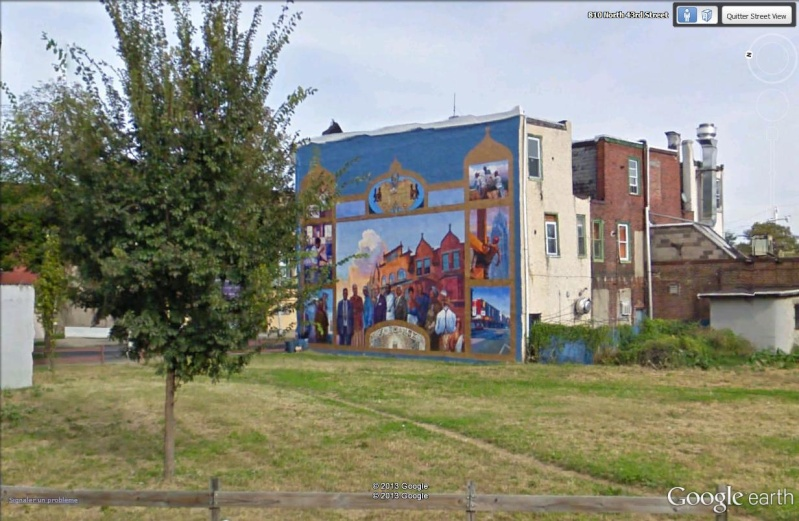 STREETVIEW : les fresques murales de Philadelphie  - Page 13 Local_10