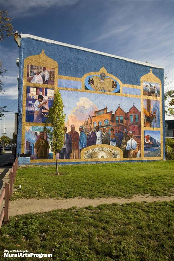 STREETVIEW : les fresques murales de Philadelphie  - Page 13 Local_11