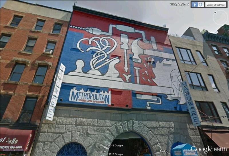 STREET VIEW : les façades de magasins (Monde) - Page 4 Metrop10