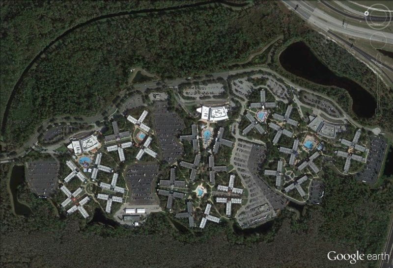 Les motels sportifs du Disney's All-Star Sports Resort (Floride) Orland10