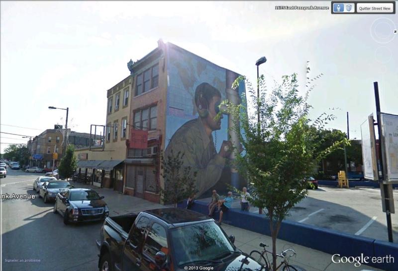 STREETVIEW : les fresques murales de Philadelphie  - Page 13 Pathol10