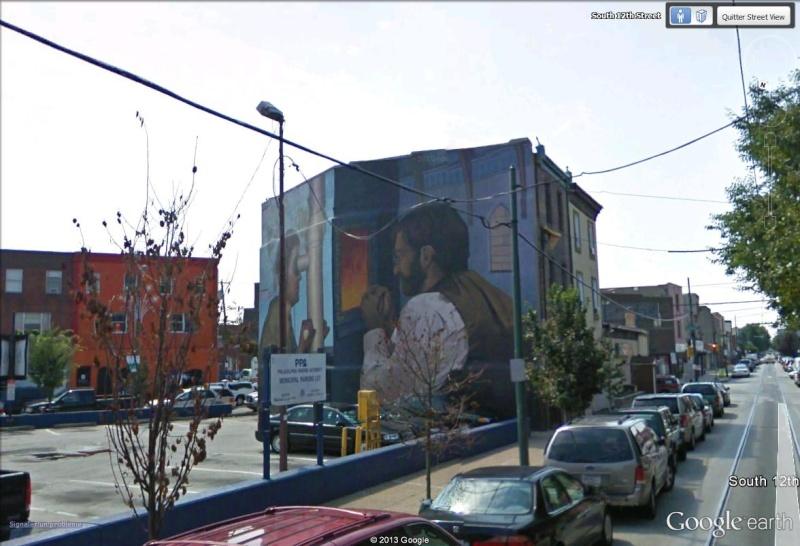 STREETVIEW : les fresques murales de Philadelphie  - Page 13 Pathol11