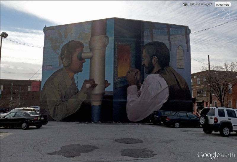 STREETVIEW : les fresques murales de Philadelphie  - Page 13 Pathol12