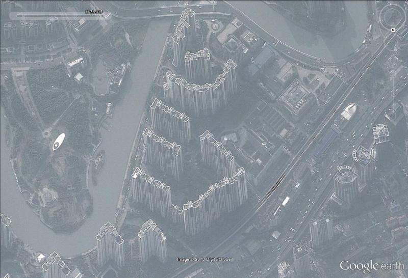 Cité à Shanghai - CHINE Shangh11