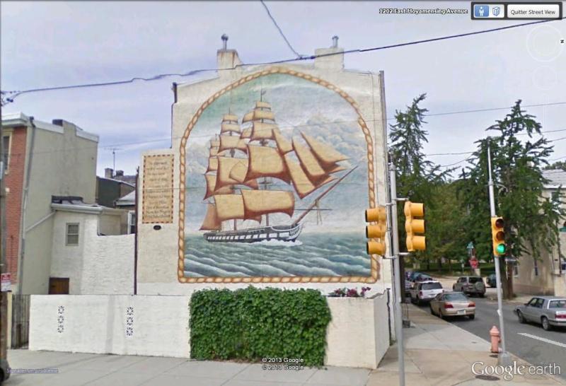 STREETVIEW : les fresques murales de Philadelphie  - Page 14 Tall_s10