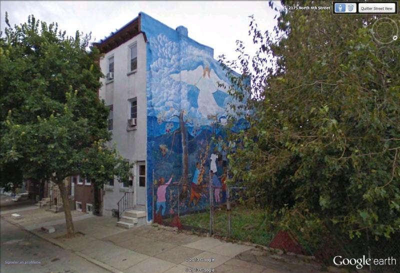 STREETVIEW : les fresques murales de Philadelphie  - Page 14 The_an10