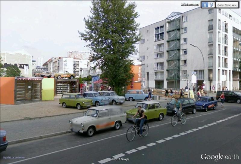 STREET VIEW : la page VINTAGE Traban10