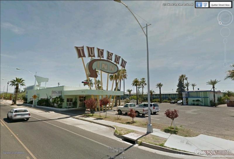 STREET VIEW : la page VINTAGE Tucson10
