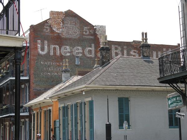 STREET VIEW : Vieilles publicités murales - Page 12 Uneeda11