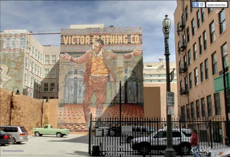 STREET VIEW : les fresques murales - MONDE (hors France) - Page 14 Victor11