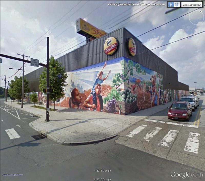 STREETVIEW : les fresques murales de Philadelphie  - Page 14 Who10