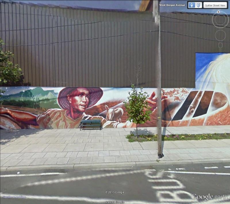STREETVIEW : les fresques murales de Philadelphie  - Page 14 Who_310