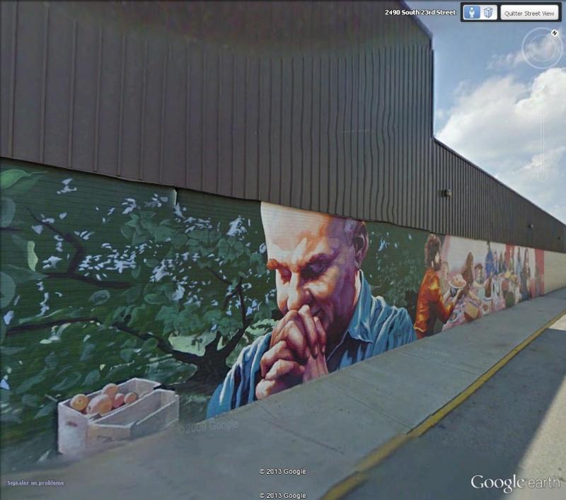 STREETVIEW : les fresques murales de Philadelphie  - Page 14 Who_410