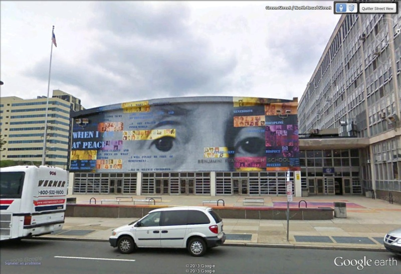 STREETVIEW : les fresques murales de Philadelphie  - Page 13 Words_11