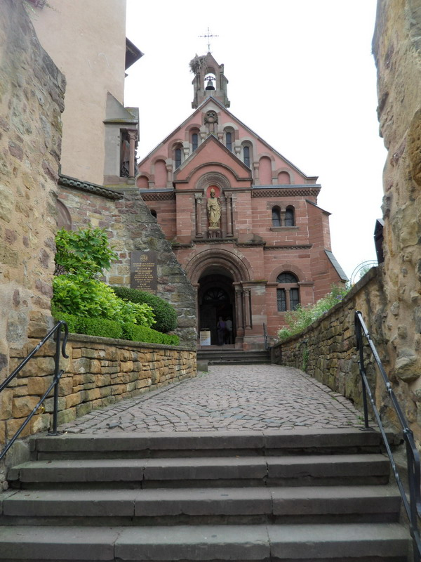 Eguisheim Chapel11