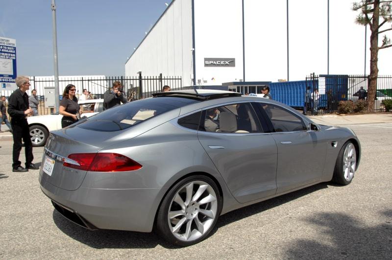 2009 - [Tesla] Model S Sedan - Page 2 Teslam11