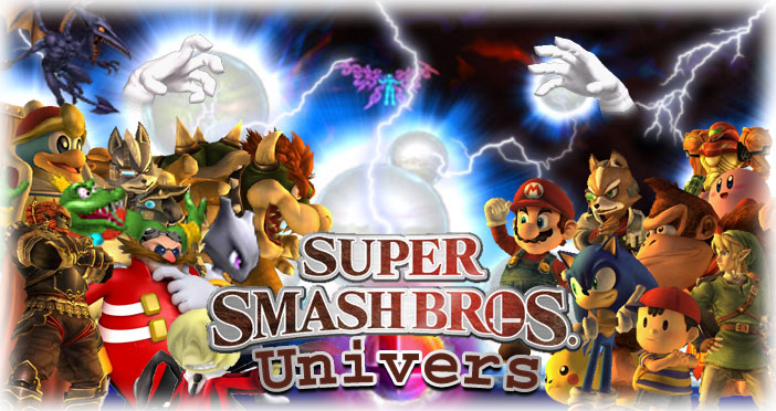 Super Smash Bros. Univers Banner10