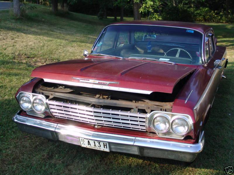 62 impala Bg9sb212