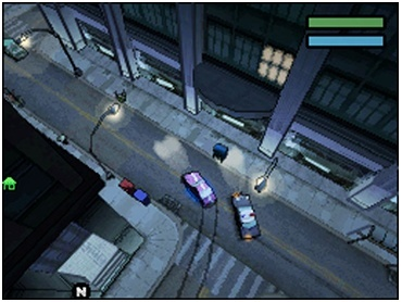 GTA : Chinatown Wars Review by Mr. Generic Fight110