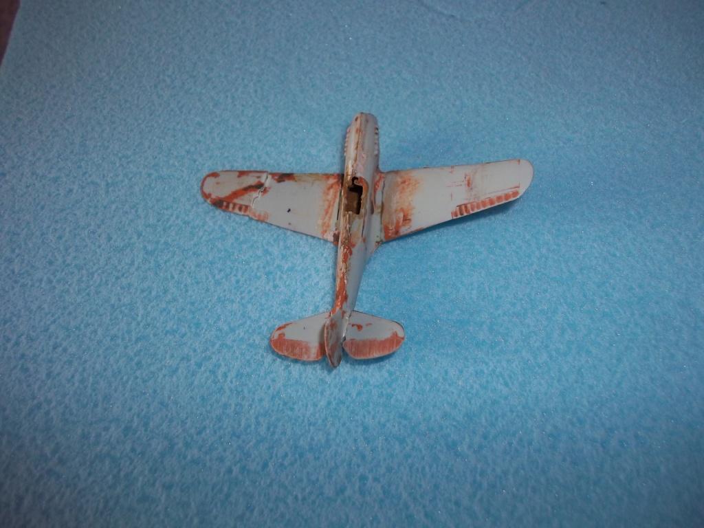 Curtiss P-40 Warhawk 1/144  102_4121