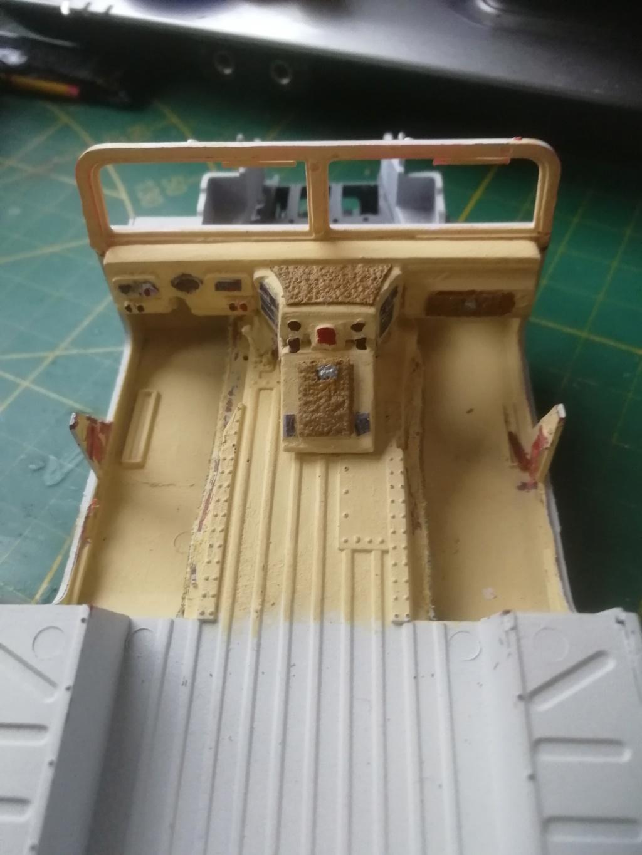 Humvee Fire Dept. Cargo Truck  d' Italeri au 1/35 Img_2143