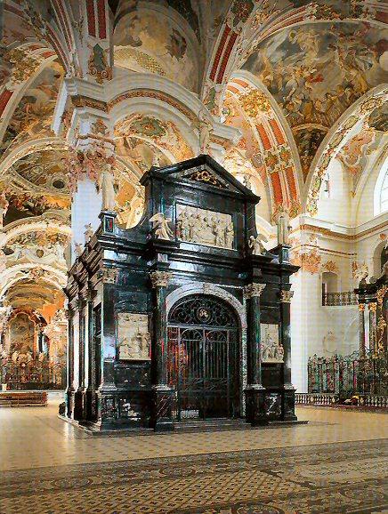 Nuestra Señora de Einsiedeln / Capilla de las Gracias - MR(322) (R.M. SXVIII-C164)(MAM) 79868010