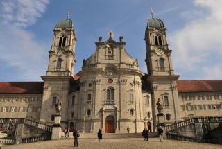 Nuestra Señora de Einsiedeln / Capilla de las Gracias - MR(322) (R.M. SXVIII-C164)(MAM) Kloste10
