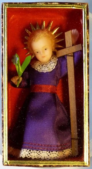 Niño Jesús de Loreto en Salzburgo - Cruz de San Benito, (R.M. SXVIII-O187) Lorett11