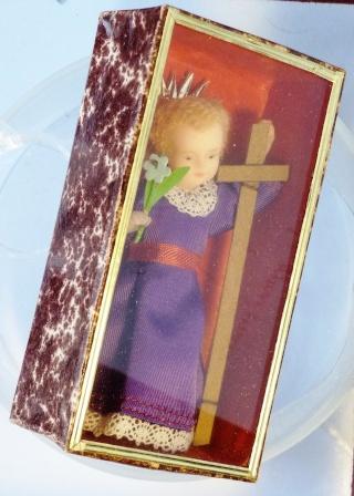 Niño Jesús de Loreto en Salzburgo - Cruz de San Benito, (R.M. SXVIII-O187) Lorett12