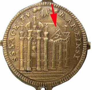 Nuestra Señora de Einsiedeln / Capilla de las Gracias - MR(322) (R.M. SXVIII-C164)(MAM) Mr322a10