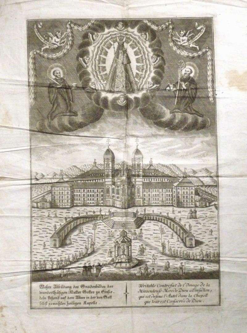 Nuestra Señora de Einsiedeln / Capilla de las Gracias - MR(322) (R.M. SXVIII-C164)(MAM) P1100610