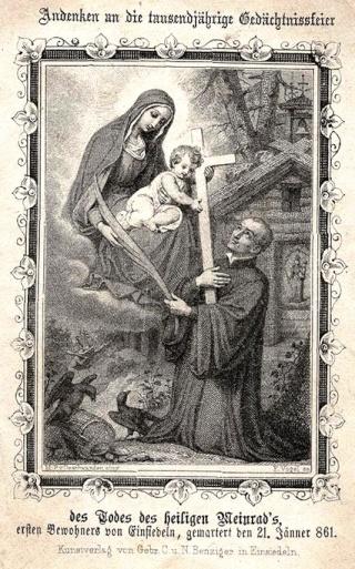 Nuestra Señora de Einsiedeln / Capilla de las Gracias - MR(322) (R.M. SXVIII-C164)(MAM) St_mei10