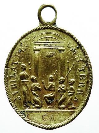 Recopilacion de medallas jubilares de datacion dudosa expuestas en el foro St_pie10