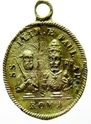 Recopilacion de medallas jubilares de datacion dudosa expuestas en el foro St_pie11